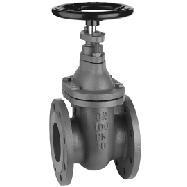 valvola-saracinesca-ghisa-pn10-sede-acciaio-MP-125HT